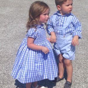 Oscar de la Renta toddler dress